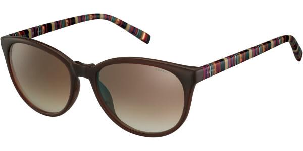 Sluneční brýle Esprit model 40003, barva obruby hnědá lesk červená, čočka hnědá gradál, kód barevné varianty 535.