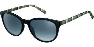 Sluneční brýle Esprit model 40003, barva obruby černá lesk zelená, čočka šedá gradál, kód barevné varianty 538.