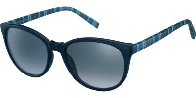 Sluneční brýle Esprit model 40003, barva obruby modrá lesk, čočka modrá gradál, kód barevné varianty 543.
