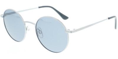 Sluneční brýle HIS model 04123, barva obruby stříbrná lesk, čočka šedá polarizovaná, kód barevné varianty 3.