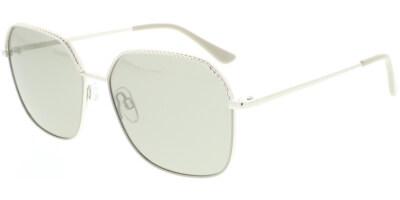 Sluneční brýle HIS model 04125, barva obruby stříbrná lesk, čočka zelená polarizovaná, kód barevné varianty 2.