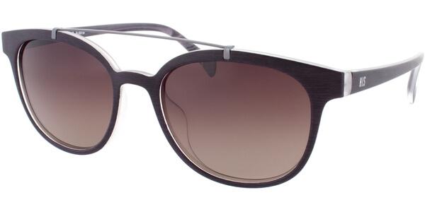 Sluneční brýle HIS model 78103, barva obruby hnědá mat, čočka hnědá gradál polarizovaná, kód barevné varianty 3.