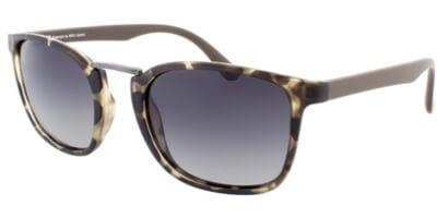 Sluneční brýle HIS model 78110, barva obruby hnědá mat, čočka hnědá gradál polarizovaná, kód barevné varianty 3.