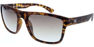 Sluneční brýle HIS model 97108, barva obruby hnědá mat, čočka hnědá gradál polarizovaná, kód barevné varianty 2.