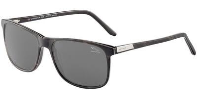 Sluneční brýle Jaguar model 37118, barva obruby hnědá mat, čočka hnědá, kód barevné varianty 4092.