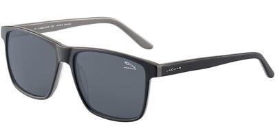 Sluneční brýle Jaguar model 37160, barva obruby černá mat šedá, čočka šedá polarizovaná, kód barevné varianty 4325.