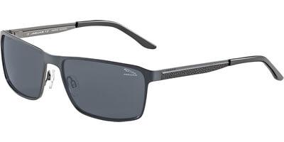Sluneční brýle Jaguar model 37346, barva obruby černá mat, čočka šedá polarizovaná, kód barevné varianty 1021.