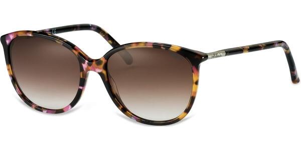 Sluneční brýle MEXX model 6314, barva obruby hnědá lesk růžová, čočka hnědá gradál, kód barevné varianty 200.