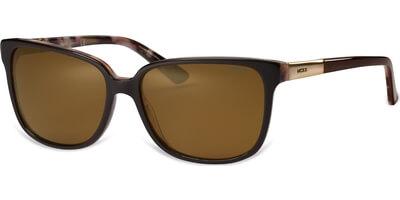 Sluneční brýle MEXX model 6322, barva obruby hnědá lesk růžová, čočka hnědá, kód barevné varianty 200.