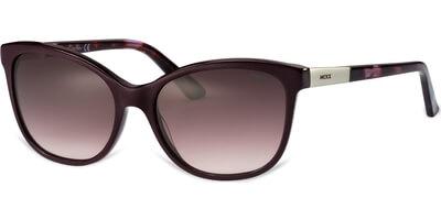 Sluneční brýle MEXX model 6323, barva obruby vínová lesk růžová, čočka vínová gradál, kód barevné varianty 300.