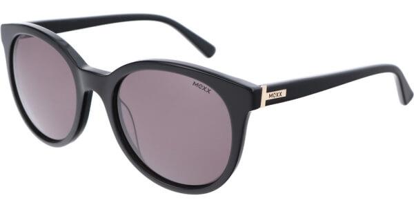 Sluneční brýle MEXX model 6390, barva obruby černá lesk, čočka hnědá, kód barevné varianty 100.