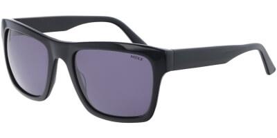 Sluneční brýle MEXX model Mexx, barva obruby černá lesk, čočka fialová, kód barevné varianty 100.