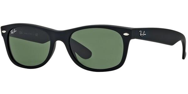 Sluneční brýle Ray-Ban® model 2132, barva obruby černá mat, čočka zelená, kód barevné varianty 622.