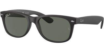 Sluneční brýle Ray-Ban® model 2132, barva obruby černá mat, čočka zelená polarizovaná, kód barevné varianty 62258.