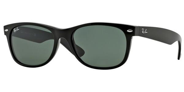 Sluneční brýle Ray-Ban® model 2132, barva obruby černá lesk, čočka zelená, kód barevné varianty 901L.