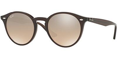 Sluneční brýle Ray-Ban® model 2180, barva obruby hnědá lesk, čočka bronzová zrcadlo, kód barevné varianty 62313D.