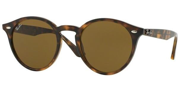 Sluneční brýle Ray-Ban® model 2180, barva obruby hnědá lesk, čočka hnědá, kód barevné varianty 71073.