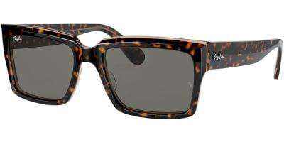 Sluneční brýle Ray-Ban® model , barva obruby hnědá lesk, čočka šedá, kód barevné varianty 1292B1.