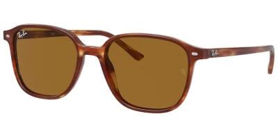 Sluneční brýle Ray-Ban® model 2193, barva obruby hnědá lesk, čočka hnědá, kód barevné varianty 95433.