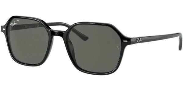 Sluneční brýle Ray-Ban® model 2194, barva obruby černá lesk, čočka zelená polarizovaná, kód barevné varianty 90158.