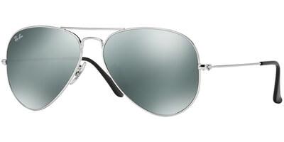 Sluneční brýle Ray-Ban® model 3025, barva obruby stříbrná lesk, čočka stříbrná zrcadlo, kód barevné varianty W3277.