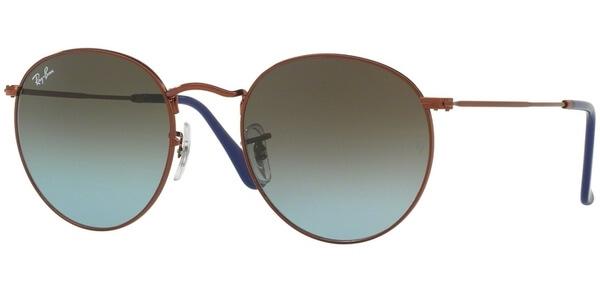 Sluneční brýle Ray-Ban® model 3447, barva obruby bronzová lesk, čočka hnědá gradál, kód barevné varianty 900396.