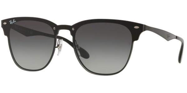 Sluneční brýle Ray-Ban® model 3576N, barva obruby černá lesk, čočka šedá gradál polarizovaná, kód barevné varianty 15311.