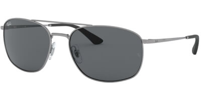 Sluneční brýle Ray-Ban® model 3654, barva obruby šedá lesk, čočka šedá, kód barevné varianty 00487.