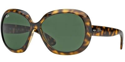 Sluneční brýle Ray-Ban® model 4098, barva obruby hnědá lesk, čočka zelená, kód barevné varianty 71071.