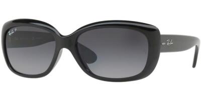 Sluneční brýle Ray-Ban® model 4101, barva obruby černá lesk, čočka šedá gradál polarizovaná, kód barevné varianty 601T3.