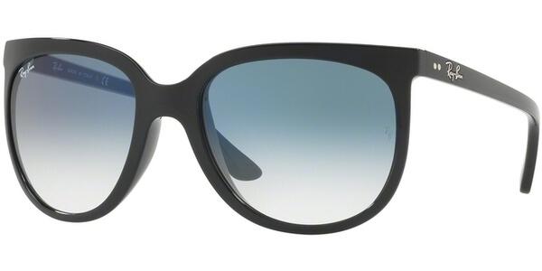 Sluneční brýle Ray-Ban® model 4126, barva obruby černá lesk, čočka tyrkysová gradál, kód barevné varianty 6013F.
