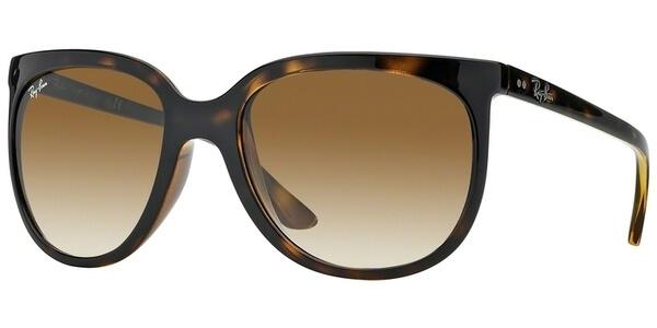 Sluneční brýle Ray-Ban® model 4126, barva obruby hnědá lesk, čočka hnědá gradál, kód barevné varianty 71051.