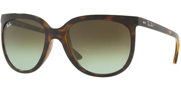 Sluneční brýle Ray-Ban® model 4126, barva obruby hnědá lesk, čočka zelená gradál, kód barevné varianty 710A6.