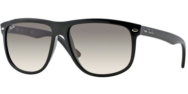 Sluneční brýle Ray-Ban® model 4147, barva obruby černá lesk, čočka šedá gradál, kód barevné varianty 60132.