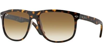 Sluneční brýle Ray-Ban® model 4147, barva obruby hnědá lesk, čočka hnědá gradál, kód barevné varianty 71051.