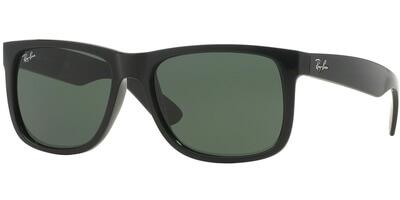 Sluneční brýle Ray-Ban® model 4165, barva obruby černá lesk, čočka zelená, kód barevné varianty 60171.