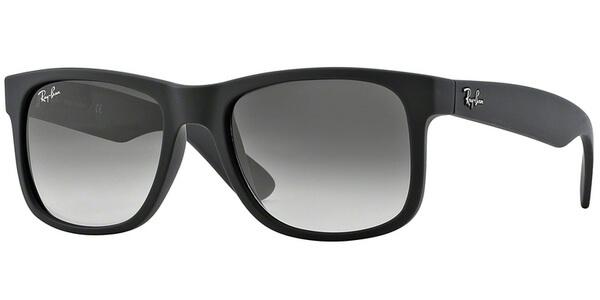Sluneční brýle Ray-Ban® model 4165, barva obruby černá mat, čočka šedá gradál, kód barevné varianty 6018G.
