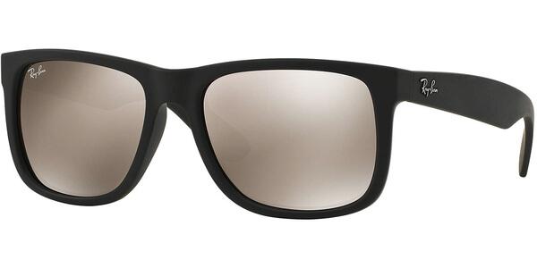 Sluneční brýle Ray-Ban® model 4165, barva obruby černá mat, čočka zlatá zrcadlo, kód barevné varianty 6225A.