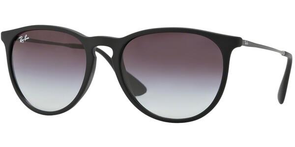 Sluneční brýle Ray-Ban® model 4171, barva obruby černá mat stříbrná, čočka šedá gradál, kód barevné varianty 6228G.