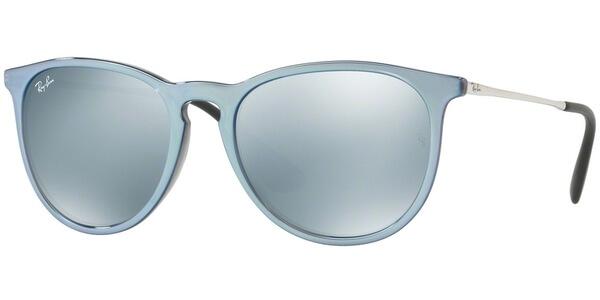 Sluneční brýle Ray-Ban® model 4171, barva obruby stříbrná lesk, čočka stříbrná zrcadlo, kód barevné varianty 631930.