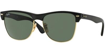 Sluneční brýle Ray-Ban® model 4175, barva obruby černá zlatá mat černá, čočka zelená, kód barevné varianty 877.