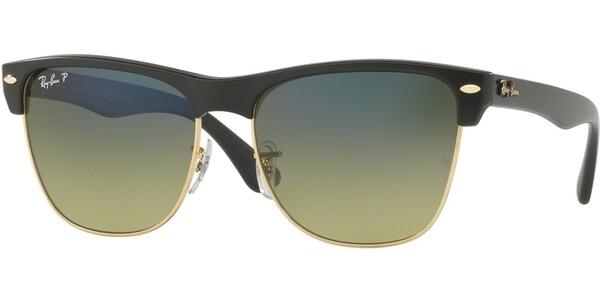 Sluneční brýle Ray-Ban® model 4175, barva obruby černá lesk zlatá, čočka zelená gradál polarizovaná, kód barevné varianty 87776.