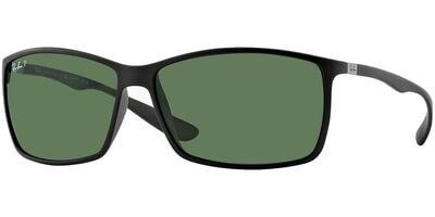 Sluneční brýle Ray-Ban® model 4179, barva obruby černá mat, čočka zelená polarizovaná, kód barevné varianty 601S9A.