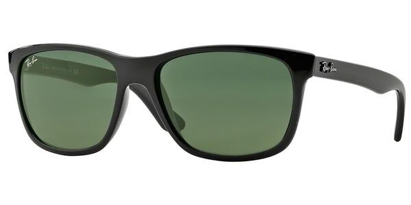 Sluneční brýle Ray-Ban® model 4181, barva obruby černá lesk, čočka zelená, kód barevné varianty 601.