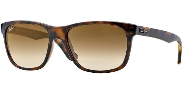 Sluneční brýle Ray-Ban® model 4181, barva obruby hnědá lesk, čočka hnědá gradál, kód barevné varianty 71051.