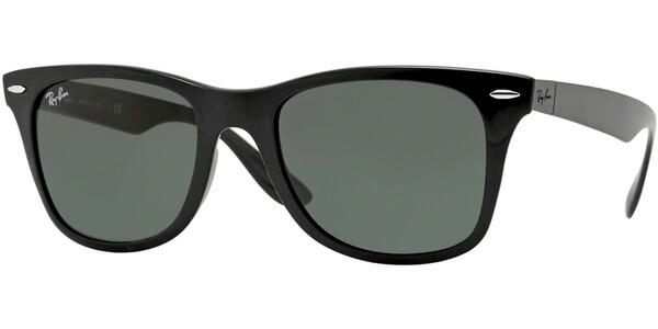 Sluneční brýle Ray-Ban® model 4195, barva obruby černá lesk, čočka zelená, kód barevné varianty 60171.