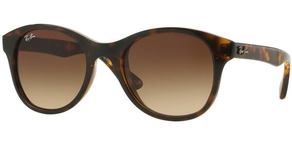 Sluneční brýle Ray-Ban® model 4203, barva obruby hnědá lesk, čočka hnědá gradál, kód barevné varianty 71013.