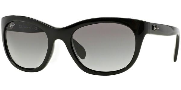 Sluneční brýle Ray-Ban® model 4216, barva obruby černá lesk, čočka šedá gradál, kód barevné varianty 60111.