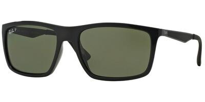 Sluneční brýle Ray-Ban® model 4228, barva obruby černá lesk, čočka zelená polarizovaná, kód barevné varianty 6019A.