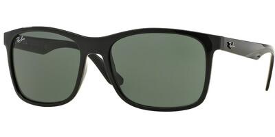Sluneční brýle Ray-Ban® model 4232, barva obruby černá lesk, čočka zelená, kód barevné varianty 60171.